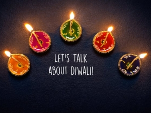 Let's Talk about Diwali!