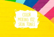 Color Mixing 102: Skintones