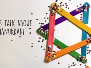 Story & Craft: Let's Talk About Hanukkah
