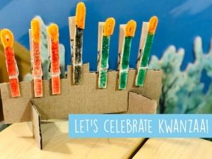 Story & Craft: Let's Celebrate Kwanzaa