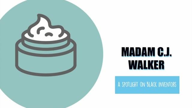 Madame C.J. Walker: A Spotlight on Black Inventors