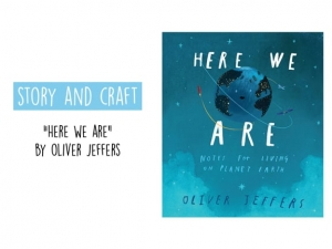 Story and Craft: Here We Are