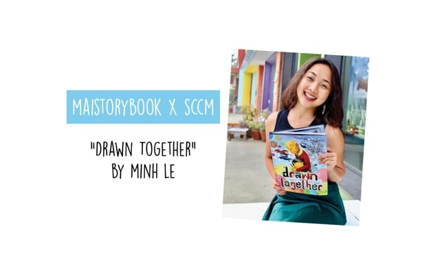 MaiStoryBook x SCCM: Drawn Together